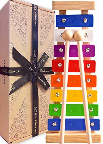 Jaques Von London Xylophon – Perfekt Spielzeug ab 1 2 3 Jahr...