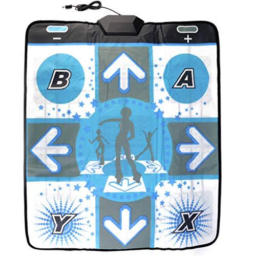 OSTENT Rutschfeste Dance Pad Tanzmatte für Nintendo Wii Gamecube NGC...