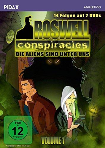 Roswell Conspiracies, Vol. 1 / Die ersten 14 Folgen der...