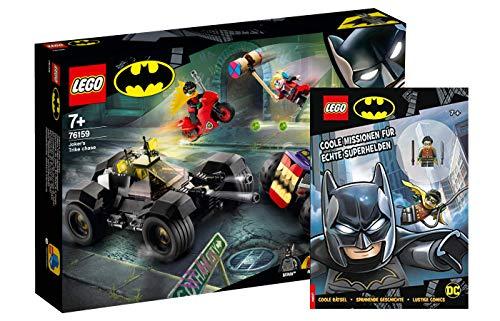 Lego DC Comics Super Heroes - Set: 76159 Jokers™...