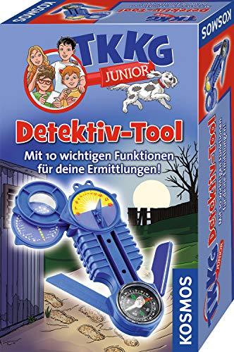 KOSMOS 654528 TKKG Junior - Detektiv-Tool, Detektivspielzeug, Detektiv...