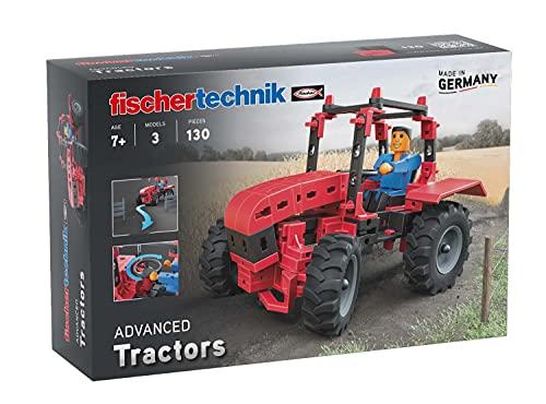fischertechnik 544617 Tractor - Konstruktionsspielzeug ab 7 Jahre - 3...
