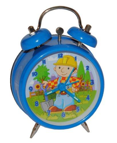 alles-meine.de GmbH Kinderwecker Bob der Baumeister - Kinder blau...