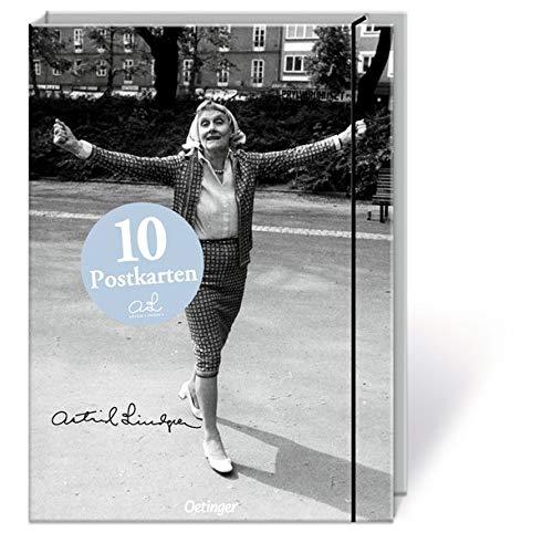 Astrid Lindgren Postkarten-Set (Astrid Lindgren-Kollektion)