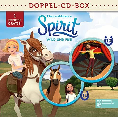Spirit - wild und frei - Doppel-Box (Folge 11 + 12) - Das...