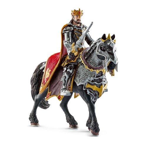 SCHLEICH 70115 - Drachenritter König zu Pferd