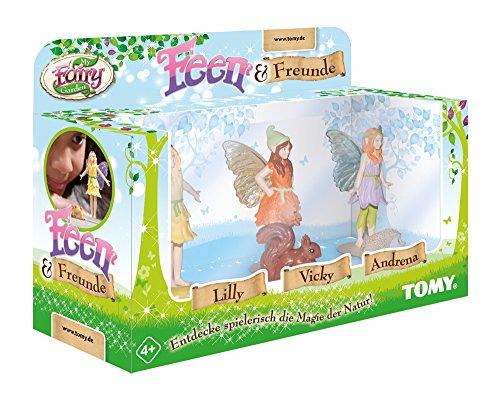 My Fairy Garden Feen & Freunde Erweiterungsset, Garten für Kinder ab 4 Jahren zum selber Pflanzen & Spielen,...