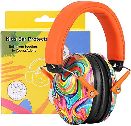 PROHEAR 032 Bunt Gehörschutz Kinder, Lärmschutz Kopfhörer für...