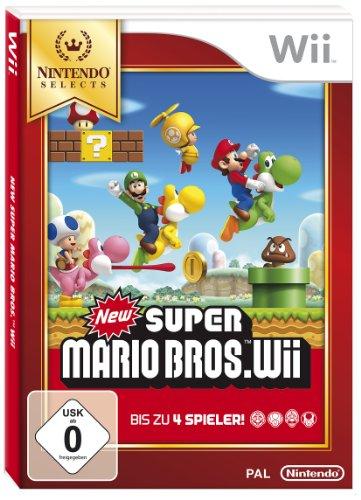 New Super Mario Bros. - [Nintendo Wii]
