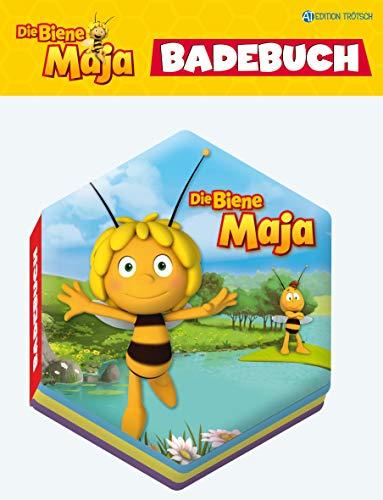Trötsch Biene Maja Badebuch: Entdeckerbuch Beschäftigungsbuch Spielbuch Bilderbuch (Badebücher)