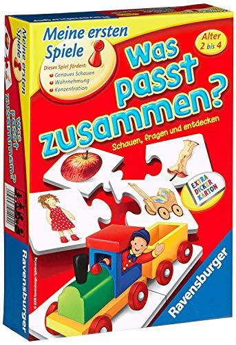 Ravensburger 21402 - Was passt zusammen? - Puzzelspiel...