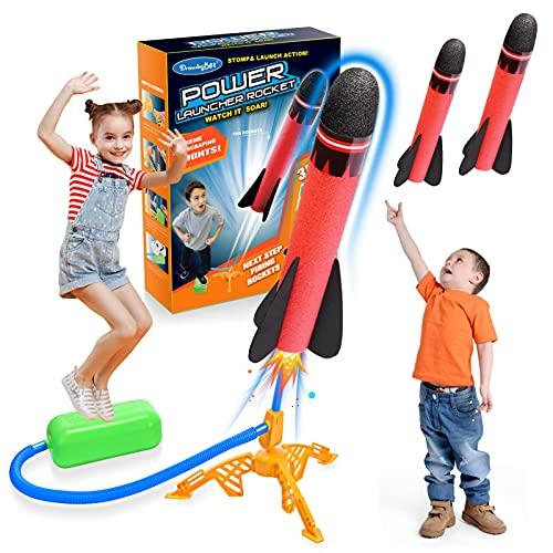 Let's Arezooo Rakete Spielzeug, Spielzeug ab 3-12 Jahre Junge Kinder...