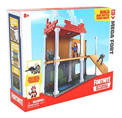 Boti 35641 - Fortnite Battle Royale Mega Fort Spielset, 38 teiliges...