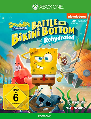 Spongebob Schwammkopf: Battle for Bikini Bottom - Rehydrated [Xbox...