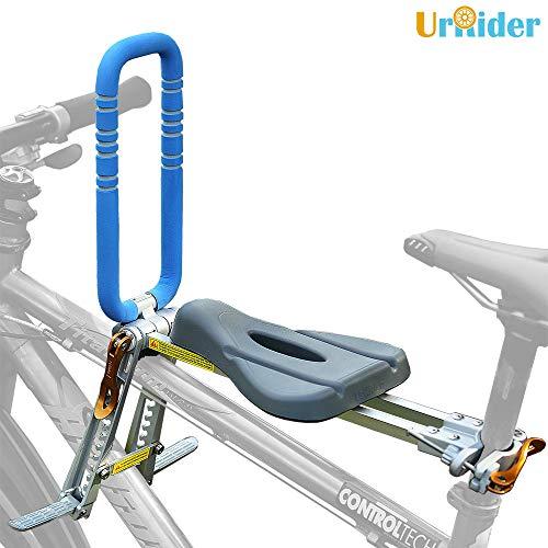 UrRider Kinderfahrradsitz,Vorneliegender Fahrradsitz für Kinder,...