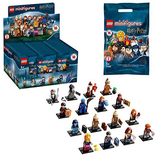 LEGO 71028 Harry Potter Minifiguren Serie 2 Limited Edition komplettes...