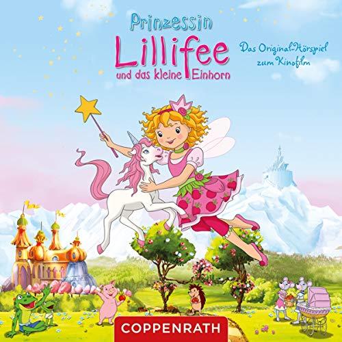 CD: Prinzessin Lillifee und das kleine Einhorn: Das Original-Hörspiel...