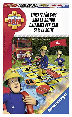 Ravensburger Mitbringspiele 23430 - Fireman Sam: Einsatz für Sam