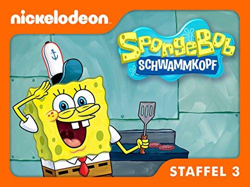 SpongeBob Schwammkopf - Staffel 3 [dt./OV]