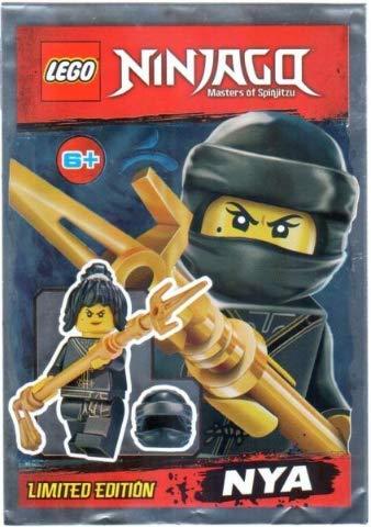 Blue Ocean LEGO Ninjago Nya #2 Minifigur Folienpaket Set 891837...
