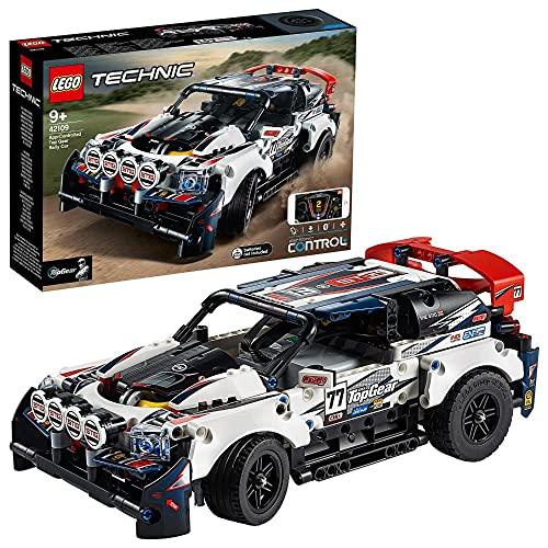 LEGO42109TechnicTop-GearRallyeautomitApp-SteuerungundSm...
