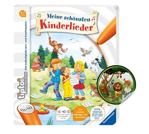 Collectix Ravensburger tiptoi ® Buch   Meine schönsten Kinderlieder...