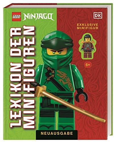 LEGO® NINJAGO® Lexikon der Minifiguren. Neuausgabe: Mit exklusiver...