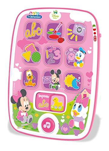 CLEMENTONI Tablet des Babys Minnie - Kleinkinderspiele