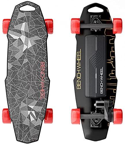 Benchwheel D1 28 'Elektro-Skateboard, 18,5 MPH Höchstgeschwindigkeit,...
