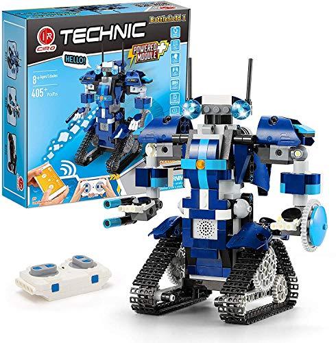 CIRO Programmierbarer and Ferngesteuerter Roboter Steuerung per APP...