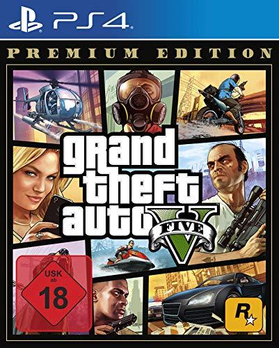 Grand Theft Auto V Premium Edition - [PlayStation 4]