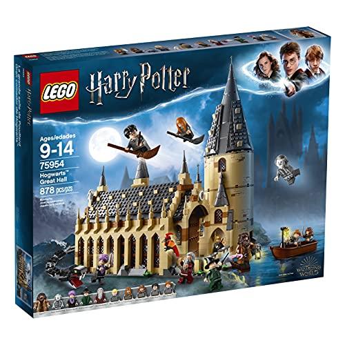 LEGO 75954 Harry Potter Die große Halle von Hogwarts, Geschenksidee...