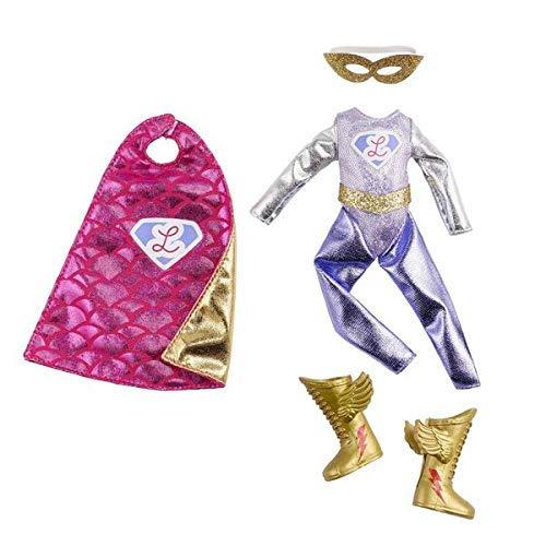 Lottie Kleidung für Puppe LT056 Super Outfit Set -...