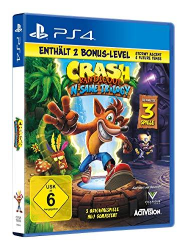 Crash Bandicoot 2.0 - [PlayStation 4]