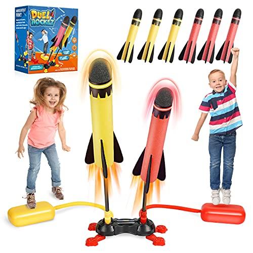 Dreaming box Outdoor Spielzeug, Rakete Spielzeug ab 3-12 Jahre Junge...