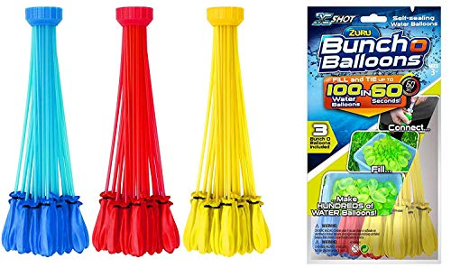 Zuru 1213 - Bunch o Balloons, 100 Wasserbomben in 60...
