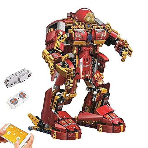 Sungvool Technik Anti-Hulk Mech Bausatz, APP und 2,4 GHz...