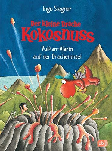 Der kleine Drache Kokosnuss - Vulkan-Alarm auf der Dracheninsel (Die Abenteuer des kleinen Drachen Kokosnuss,...