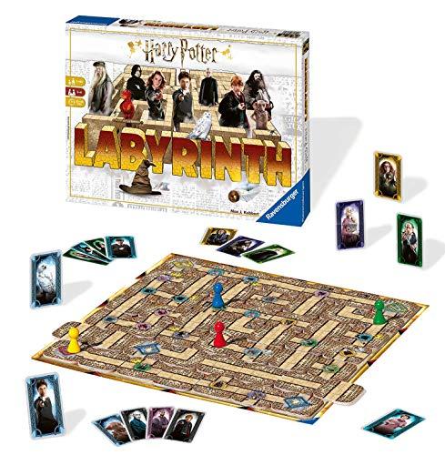 Ravensburger Familienspiele - 26031 Harry Potter Labyrinth - Harry...