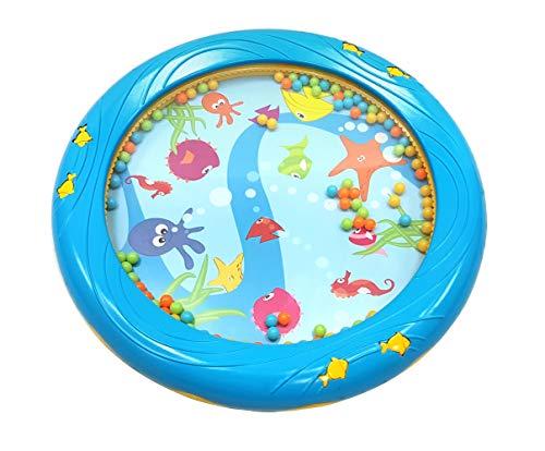 Musik für Kleine Meerestrommel Musikspielzeug für Kleinkinder und...