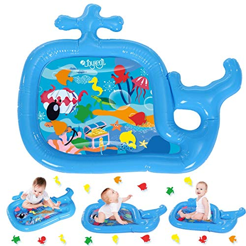 JOYXEON Wassermatte Baby, Wasserspielmatte Aufblasbare,...