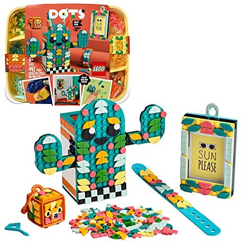 LEGO 41937 DOTS Kreativset Sommerspaß Bastelset für Kinder, Set zum...