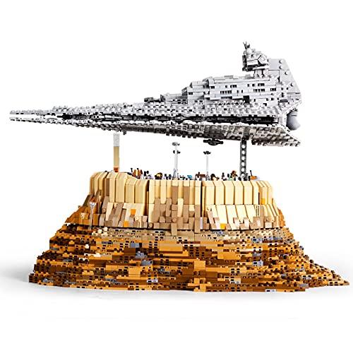 YESHIN Technik Sternenzerstörer Modell, Mould King 21007, 5162 Teile...