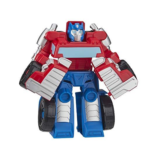 Playskool Heroes Transformers Rescue Bots Academy Optimus Prime...