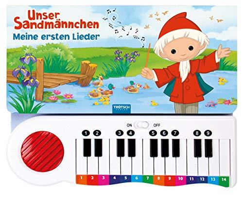 Trötsch Unser Sandmännchen Klavierbuch Meine ersten Lieder:...