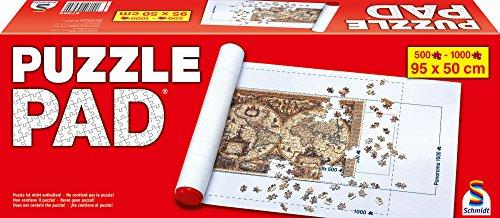 Schmidt Spiele 57989 Pad für Puzzles bis 1000 Teile