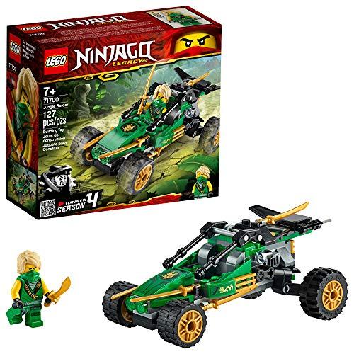 LEGO Ninjago Legacy Llyods Jungle Raider 71700 grün, New 2020 (127-teilig)