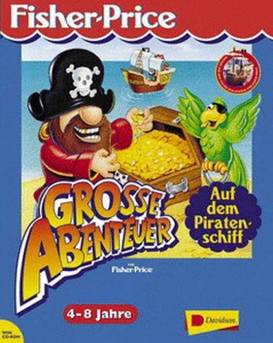 Grosse Abenteuer - Auf dem Piratenschiff
