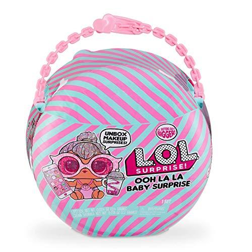 L.O.L. Surprise, Ooh La Babies Mega Ball 15 Überraschungen, Davon 1...