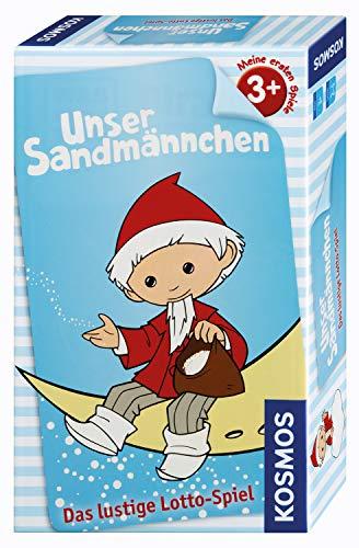 Kosmos 7254854 710781 - Kinderspiel Unser Sandmännchen